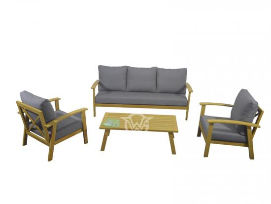 All Weather Cafe Sofa Set
