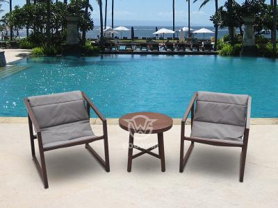 3 pcs patio leisure set