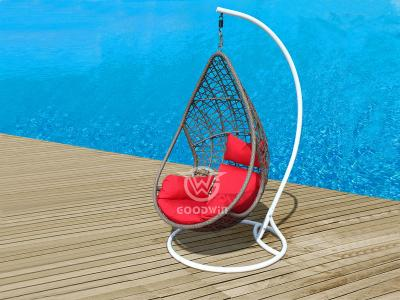 Egg Shaped Outdoor Swing